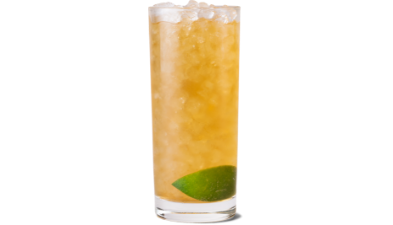 Citrus Highball made with Canadian Mist