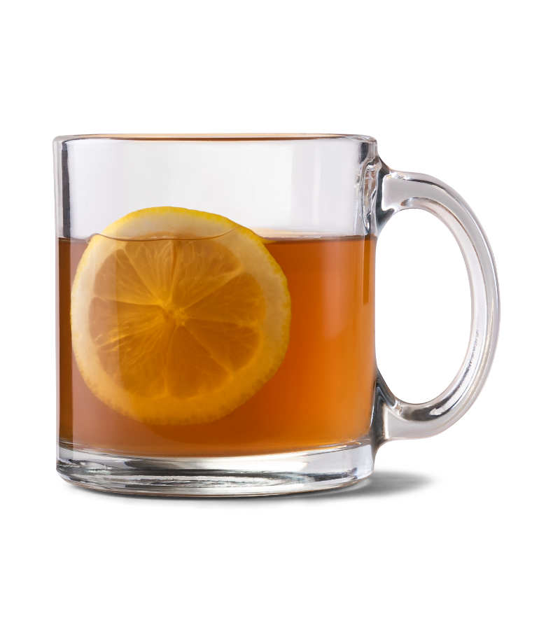 Hot Toddy made with Canadian Mist