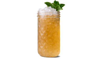 Mint Julep made with Canadian Mist